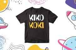 Kribo - Funny Display Font Product Image 4