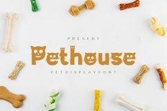Pethouse - Pet Display Font Product Image 1