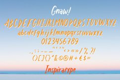 Gnaw - Kid's Fancy Font Product Image 5