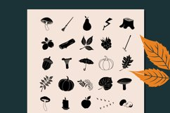 AUTUMN STAMP BRUSHES FOR PROCREATE Product Image 4