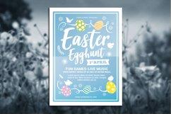 Easter Egg Hunt Flyer Product Image 1