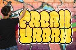 Bomber Throw Graffiti Font Product Image 3