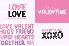 Font Bundle of Love - Valentine's Day Fonts Product Image 2