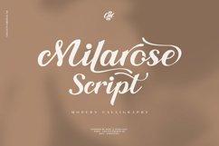 Milarose Script Product Image 1