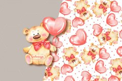 Teddy and pattern Product Image 1