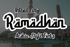 Ramadhan Product Image 1
