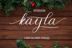 Kayla Font duo Product Image 1