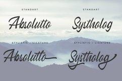 Himallaya Script Font & Swash Product Image 5