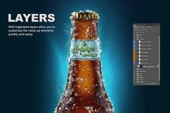 Beer Bottle Mockup Product Image 4