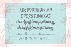 Lovestreet modern calligraphy font Product Image 6