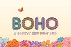 Boho Font Duo Product Image 1