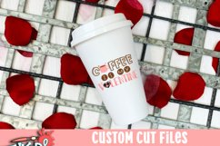 Coffee Is My Valentine SVG Product Image 3