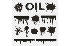 Oil or petroleum splat collection Product Image 1