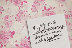 Girly Script Font Product Image 5