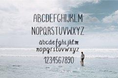 Minimal hand drawn font VIPASSANA Product Image 4
