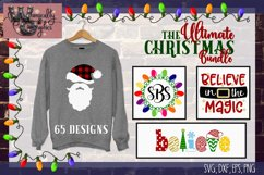 2018 Ultimate Christmas Bundle SVG, DXF, PNG, EPS Comm & Per Product Image 1