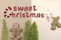 Wrapped in ribbon sketch font Product Image 3