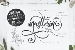 Berson Dream Font TRIO and extras Product Image 6