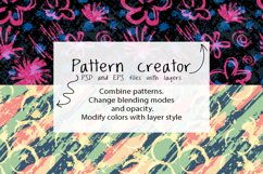 Seamless pattern color trends 2017 Product Image 4