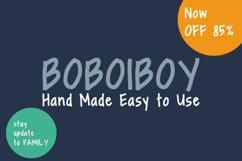 Boboiboy Newyork Product Image 2