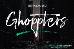 Ghoppters Product Image 1