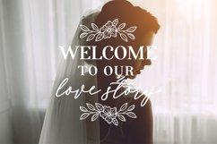 Wedding SVG bundle signs plus clipart Product Image 6