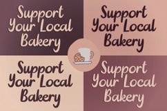 Local Bakery Product Image 5