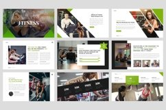 Sport - Fitness Business Workout Keynote Template Product Image 2