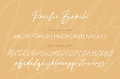 Pacific Beach Font Duo Product Image 2