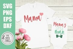 Mommy and me svg Bundle | Mama and baby svg Bundle Product Image 6