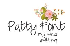 Patty Font Product Image 1