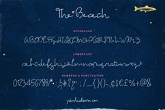 The Beach Font Product Image 6