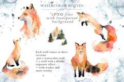 Woodland story Vol.2 Foxes Product Image 6