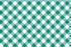 Green Textile Seamless Patterns. Product Image 4
