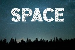 Space Slab Font Product Image 6