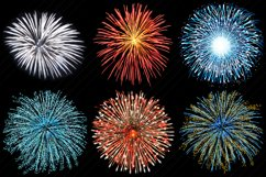 Fireworks Clip Art, Firecrackers, 4th of July Product Image 2