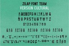 Zilap Font Team Cultural Product Image 3
