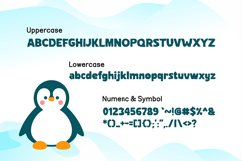 Ice Cold Font Product Image 3