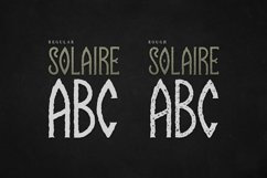 Solaire Typeface Product Image 4