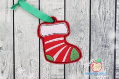 Hanging Christmas Stockings ITH Ornament Product Image 1