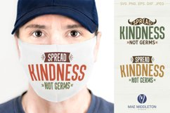 Spread Kindness SVG files, printables, sublimation Product Image 5