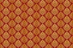 Floral gold seamless pattern. Hohloma. Product Image 4