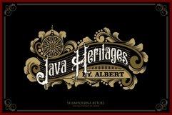 Shampoerna Betoel Layered Vintage Font Product Image 4