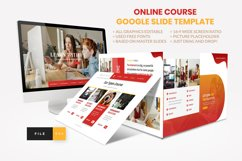 Online Course - Education Google Slide Template Product Image 1