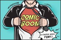Web Font Comic Boom Product Image 1