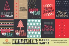Christmas and New Year Cards Product Image 1