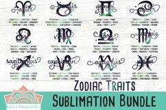 Zodiac Traits Sublimation Bundle Product Image 1