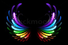 Rainbow Wings Product Image 1