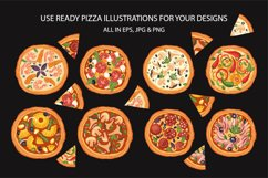 Pizza set. Creator Ready Designs. Product Image 4