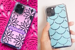 25 iPhone 11 SVG Designs| Phone Case Decals Product Image 4